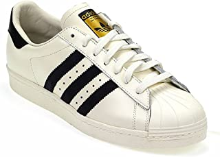 adidas Originals Superstar 80s Deluxe, Low-Top Hombre
