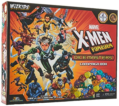 Wizkids Marvel Dice Masters Campaign Box X-Men Forever *English Version Comics
