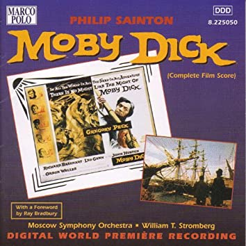 SAINTON: Moby Dick