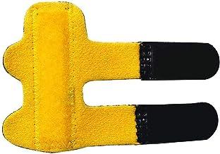 Dan&Dre Szyna na palce – wsparcie na młotek palca, szyna na palce, regulowana podpórka na palce, z aluminiowym nośnikiem d...