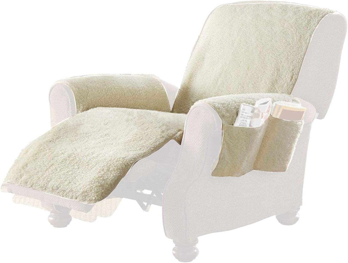 Williamly Philadelphia Mall Plush Quilted Recliner Comfortable New products world's highest quality popular Covers Co