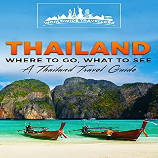 Thailand: Where to Go, What to See cover art