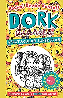 Dork Diaries: Spectacular Superstar by [To Be Announced]