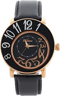 Charisma Casual Watch for Men, LeatherBand, C0316D