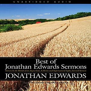Best of Jonathan Edwards Sermons cover art