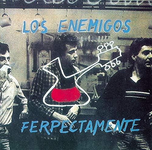 Los Enemigos - Ferpectamente (Lp + Cd) [Vinilo]