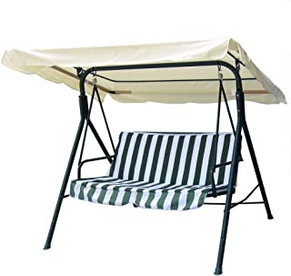 swing seat canopy replacement