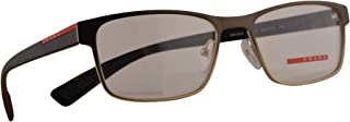 Prada VPS 50G Eyeglasses 53-17-140 Brown Gradient w/Demo Clear Lens 10U1O1 PS 50GV PS50GV VPS50G