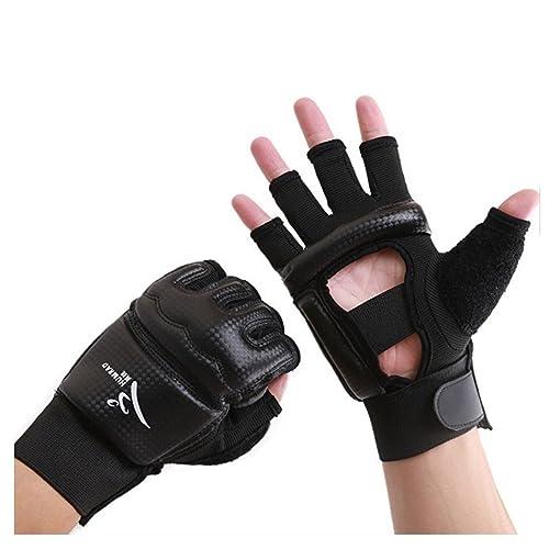 Wonzone Half Finger Taekwondo Training Boxing Gloves ea76fc87b118