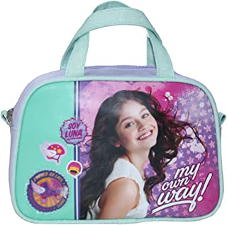 Soy Luna BAG HAND BAG Disney beauty case with flap. bag hand bag backpack soy