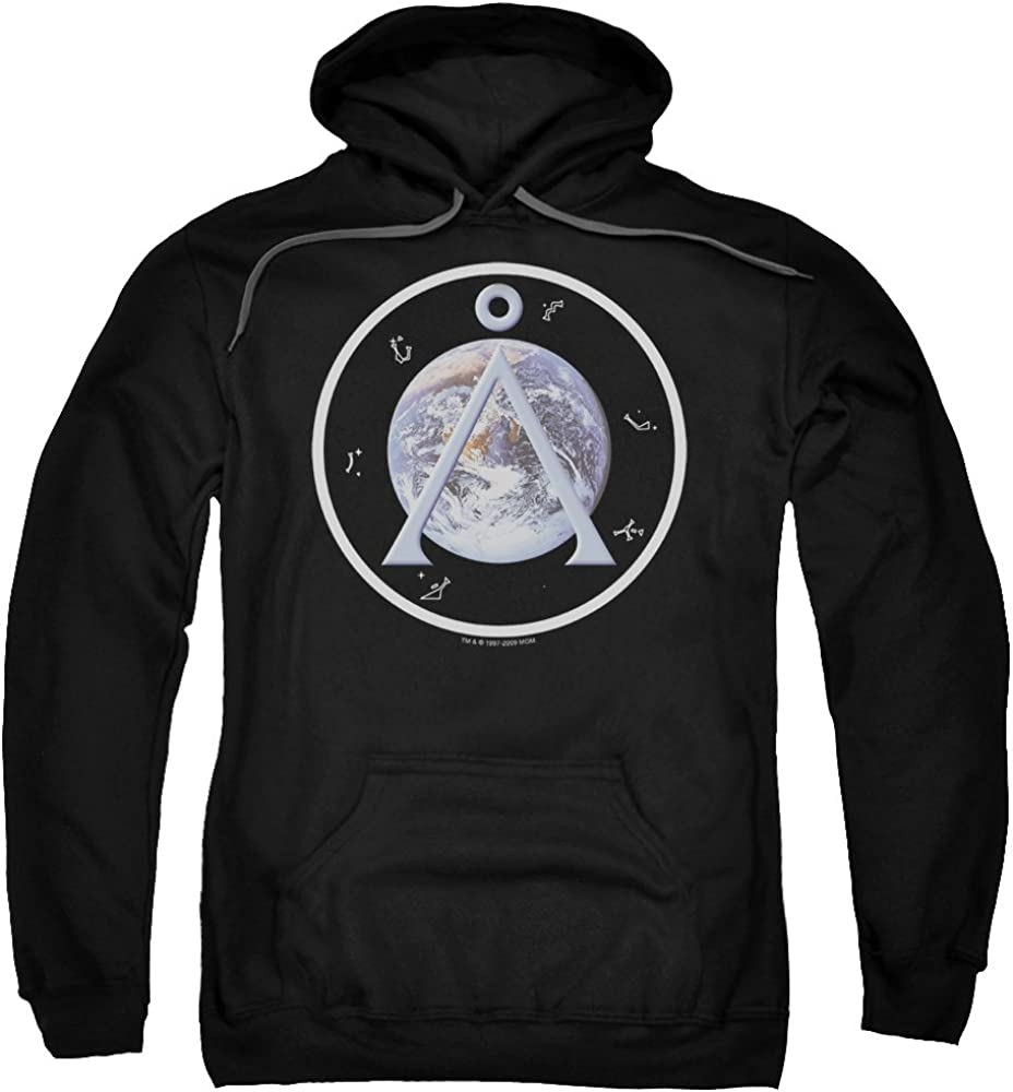 Sg1 Earth Emblem 日本未発売 Unisex Adult Pull-Over for Hoodie 2020モデル Women and Men