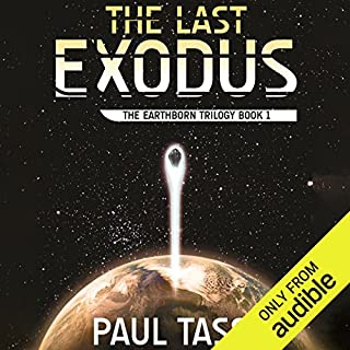 Page de couverture de The Last Exodus