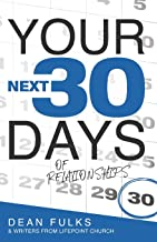 Your Next Thirty Days of Relationships