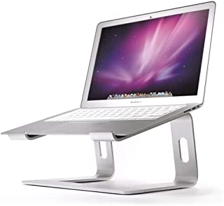 """Mountain Stand Aluminum Laptop Stand for Desk Compatible with MacBook Pro/Air Apple 12"""" 13"""" Notebook, Portable Holder Ergo..."""