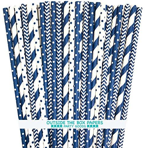Best blue polka dot paper