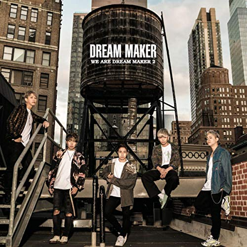 [Album]WE ARE DREAM MAKER2 – DREAM MAKER[FLAC + MP3]