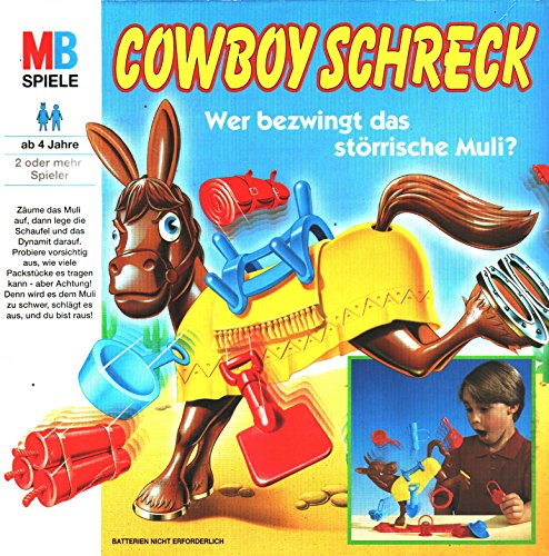 MB Cowboy-Schreck