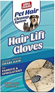 Simple Solution Hair Lift Mitts, Grey/Blue