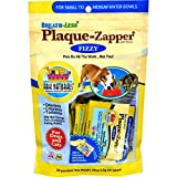 Ark Naturals Breath-Less Plaque-Zapper - Fizzy - Small to Medium Pets - 30 Count (Pack of 2)