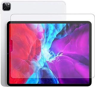 【2枚セット】 iPad Pro 12.9 フィルム (2020/2018) 12.9インチ フィルム 日本AGC社旭硝子材 強化ガラス液晶保護フィルム 硬度9H、高い光透過率、防油汚れ、指紋防止、気泡防止、飛散防止、2.5D加工 液晶保護フィルム