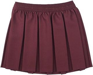 321a5d3b96 OU Girls School Uniform Box Pleated Elastic Skirt Schoolwear Size 2-17yrs