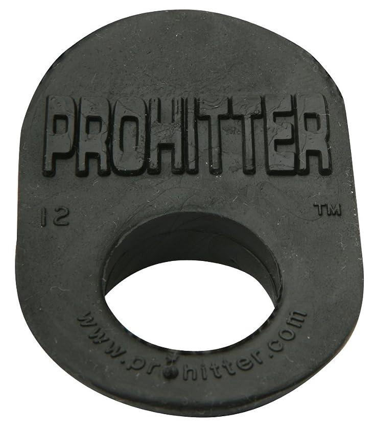 ロープ廃止する質量PROHITTER(プロヒッター) プロヒッター レギュラーサイズ BK 米国製 77716-B
