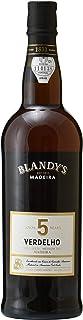 "Madeira Wine Company Blandy""s Madeira MEDIUM DRY 5 Years Old Verdelho 0.75 Liter"