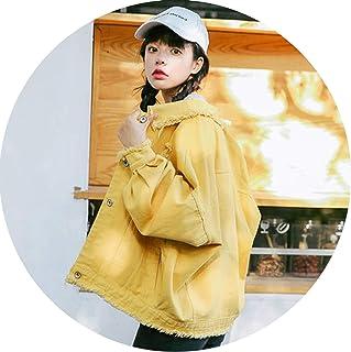 Lady night denim jacket Tassel Z25 - Chamarra de Mezclilla para Mujer