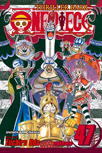 One Piece, Vol. 47: Cloudy, Partly Bony (One Piece Graphic Novel) (English Edition)