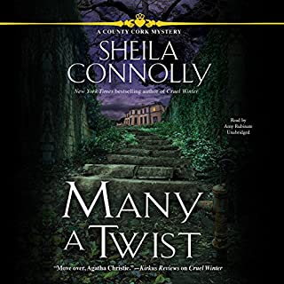 Many a Twist audiobook cover art