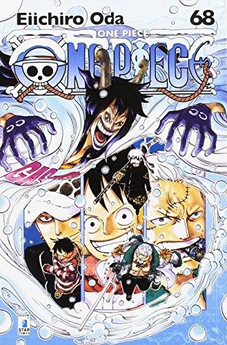 One piece. New edition (Vol. 68)