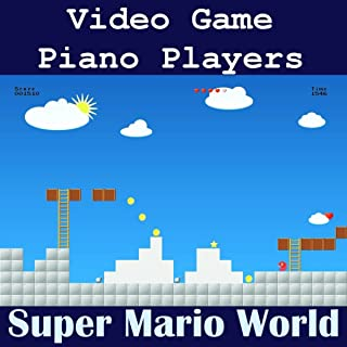 Best super mario world music piano Reviews
