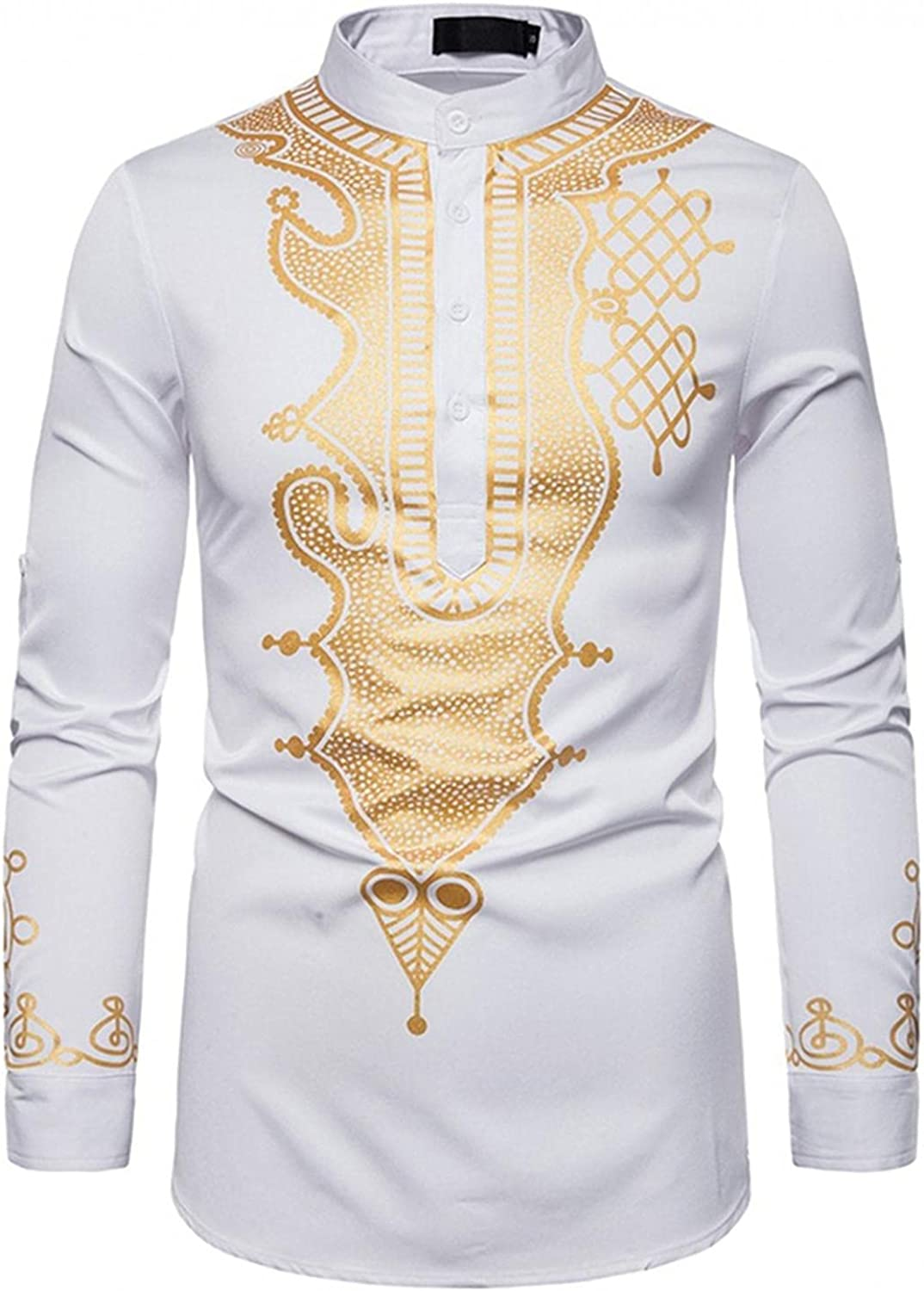 Aayomet Men's Tee Shirts Vintage Graphic Tops Casual Workout Athletic Long Sleeve Pullover T-Shirts Blouses for Men