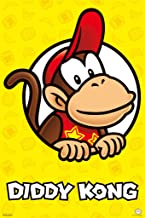 Pyramid America Diddy Kong Portrait Nintendo Cool Wall Decor Art Print Poster 12x18