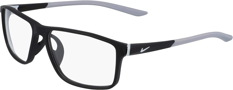 Eyeglasses San Francisco Mall NIKE 7082 UF Max 87% OFF Black-wolf Grey 003 Matte