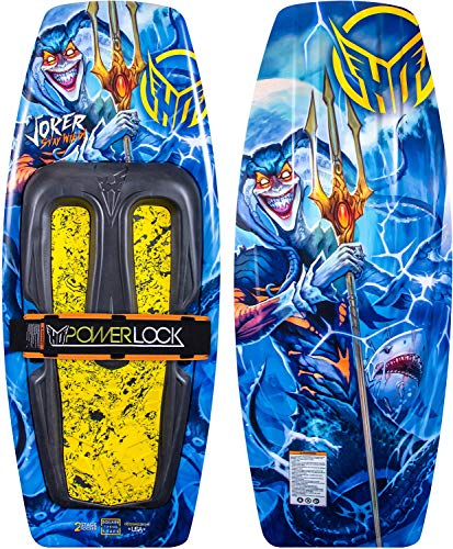 HO Joker Kneeboard Blue/Black