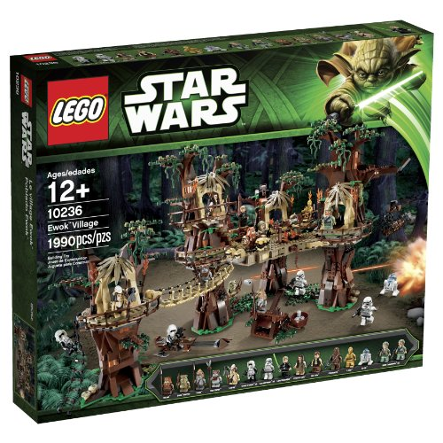 LEGO 10236 Star Wars Ewok Village (japan import)