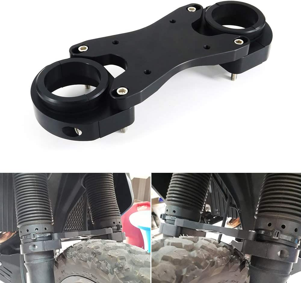 Xitomer Motorcycle Fork Brace Fit 2008 100% quality warranty! for 2 KLR650 2009 Dedication