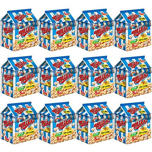 フリトレー マイクポップコーン バターしょうゆ味 5パック 80g×12袋