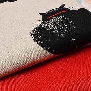 和ごころきもの屋 【日本製】半巾帯【洗える】半幅帯 リバーシブル【小袋帯】 ねこ柄 猫柄 ohh-01
