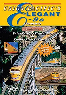 Union Pacific's Elegant E-9s and Feather River Canyon E-9s [DVD]