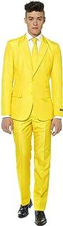 Suitmeister Men Suit Set di Pantaloni Eleganti da Lavoro Uomo