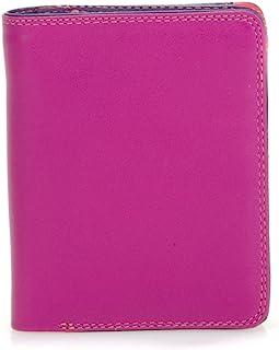 mywalit Women's Medium Wallet W/Zip Around Purse Purple