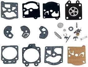 Hongsen Carburetor Rebuild Kit Gasket Diaphragm K10-WAT for Carb STIHL Husqvarna McCulloch Echo Chainsaw Edger Trimmer