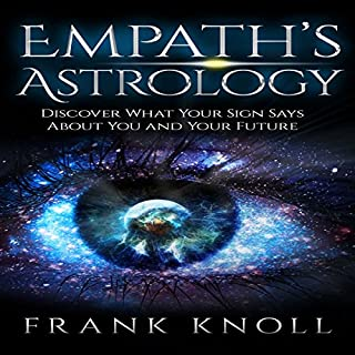 Page de couverture de Empath's Astrology: Discover What Your Sign Says About You and Your Future