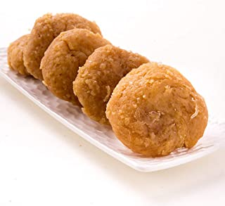 G Pulla Reddy (Hyderabad) Badusha, Fresh Indian Andhra Food and Sweets, Made from Pure Ghee - 500 grams