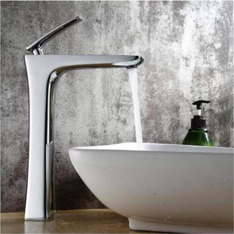 Wasserhahn Moderner Luxus-Wasserhahnmischerbadarmaturen Kalt- Und Warmwasser-Mischbatterie Zeitgenssische Mischbatterie