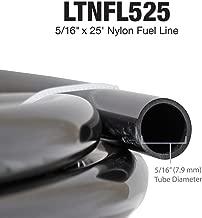Nylon Fuel Repair Tubing Coil, 5/16 x 25 ft