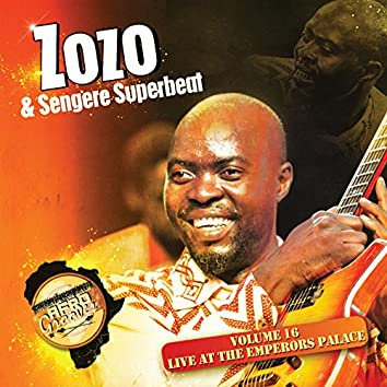 Live At The Emperors Palace Vol 16