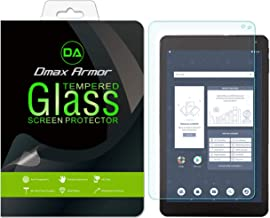 Dmax Armor [2-Pack] for Barnes & Noble Nook Tablet 10.1 (BNTV650) Tempered Glass Screen Protector